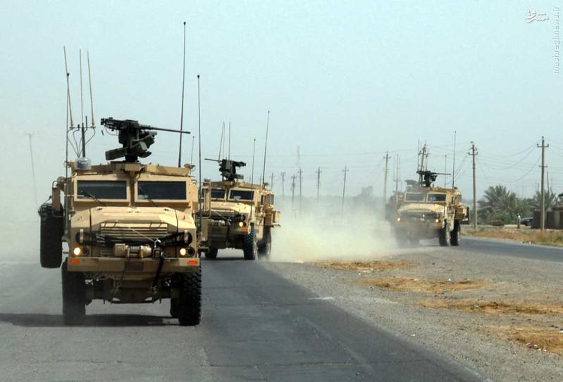 سربازان ایرانی بدون دیده شدند دشمن را نابود می کنند+عکس