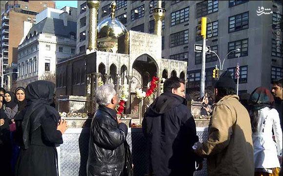 دل حاجی با روضه اباعبدالله سبک میشد/ یهودیان آمریکا را شیفته خودش کرده بود/ شهید موسوی عزاداری به روش سینهزنی برای اباعبدالله را در لسآنجلس رواج داد