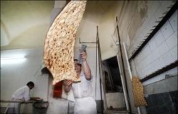 قیمت جدید انواع نان در پایتخت