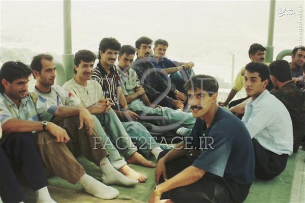 عکسهای کمیاب (69)/ محفل خودمانی ملیپوشان فوتبال