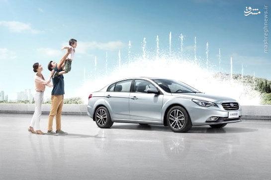 عکس/ خودروی جدید چینی در کشور