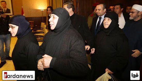 زن دوم البغدادی در لبنان به دنبال چه بود؟