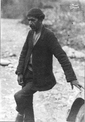 عکس/ کسی که سر میرزا کوچک خان را برید