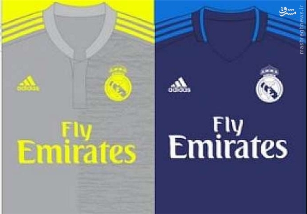 پیراهن فصل جدید بارسلونا