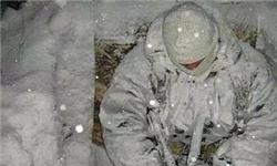 عکس/ برف هم حریف حزب الله نیست