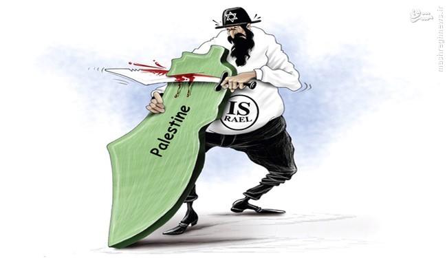 کاریکاتو/ داعش واقعی کیست؟