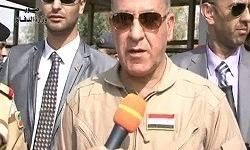 سوء قصد نافرجام به جان وزیر دفاع عراق