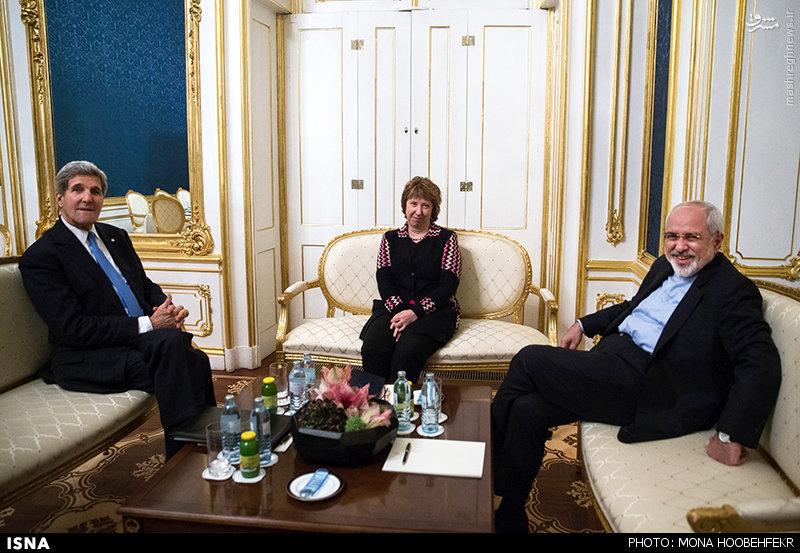 عکس/ خندههای دیپلماتیک