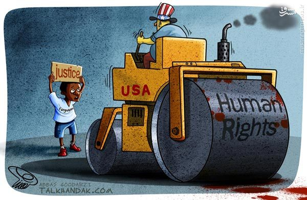 آمریکا: سرزمین فرصتهای نژادپرستانه و اعمال تروریستی /// در حال انجام ///