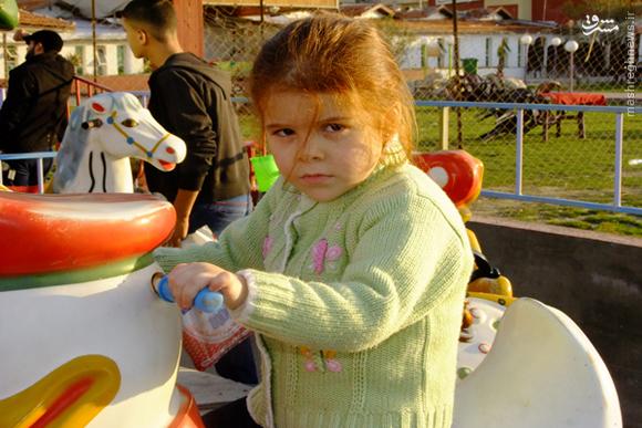 هدیه کودکان غزه به مردم ایران +عکس