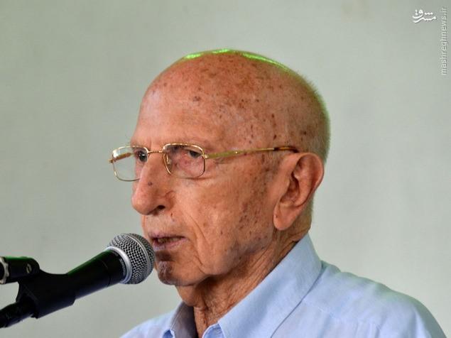 مایک هراری؛ نماد تروریسم اسرائیلی