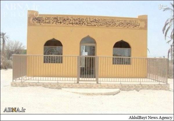 عکس/ ویرانکردن مسجد شیعیان در منامه