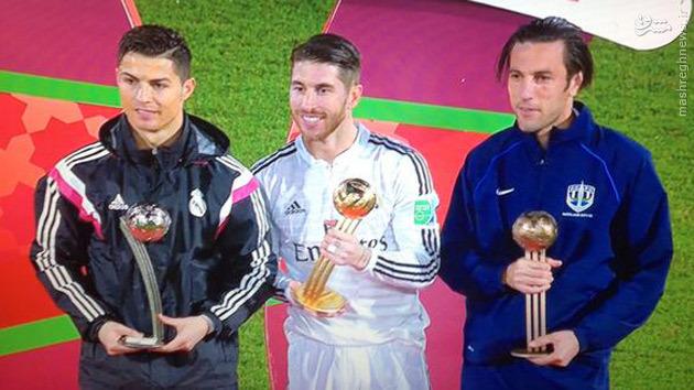 3 بازیکن برتر جام باشگاههای جهان+عکس