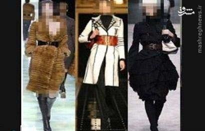 شو لباس فشن شو لباس تهران شو فشن دختر تهرانی
