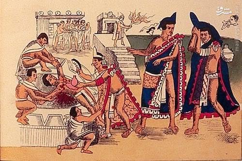 چه قومی خونخواران تاریخ بشریت لقب گرفتهاند؟ + تصاویر///ویرایش////