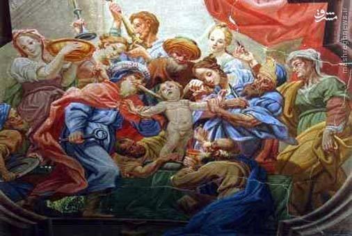 چه قومی خونخواران تاریخ بشریت لقب گرفتهاند؟