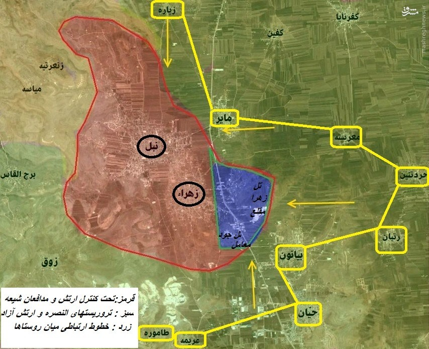 804905 826 شهری که کلید آزادی چند استان است/آخرین تحولات سوریه