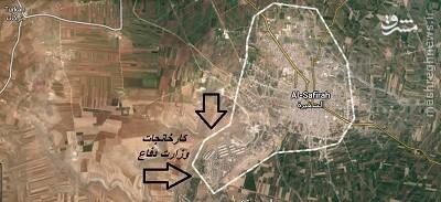 804927 826 شهری که کلید آزادی چند استان است/آخرین تحولات سوریه