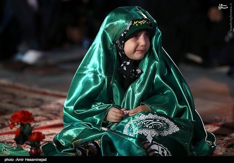 Roghayyeh daughter of Hussein - Karbala -Shaam