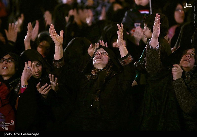 Roghayyeh daughter of Hussein - Karbala - Shaam - Ashura