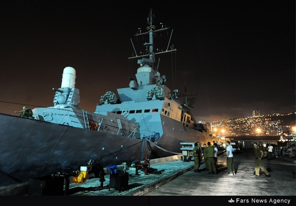 موشکهای ایرانی حزبالله سودای گازی اسرائیل را در دریا دفن میکنند+عکس