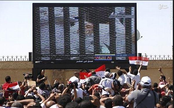807360 143 واکنش ها به تبرئه دیکتاتور مصر