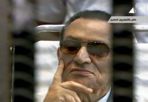 807364 435 واکنش ها به تبرئه دیکتاتور مصر