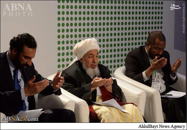 ابتکار روحانیون مسلمان انگلیس + تصاویر