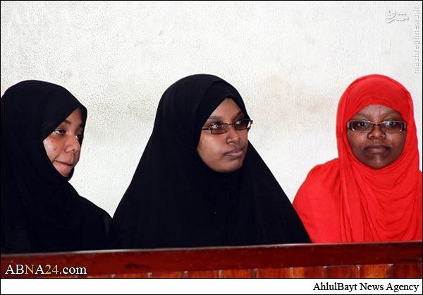بازداشت سه زن در کنیا پیش از پیوستن به داعش + عکس