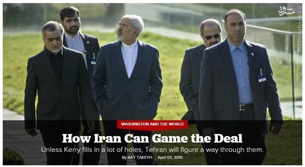 جنگ آمریکا و رژیم صهیونیستی در سوریه با ایران/ توافق هستهای با ایران از حمله نظامی موثرتر است