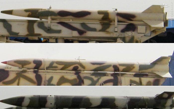 موشک 4 مرحله ای
