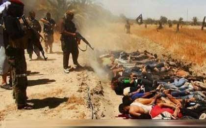 داعش مردم موصل را قتل عام کرد