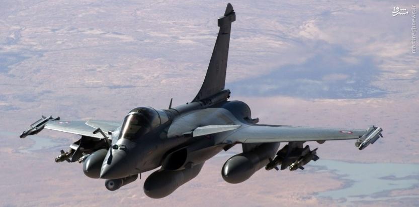 هند 36 جنگنده رافال سفارش داد+عکس