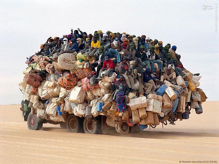 عجایب دنیای حمل و نقل