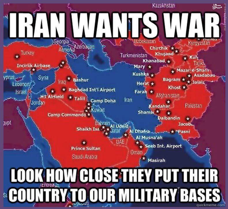 چرا تحریم های عراق لغو نشد؟