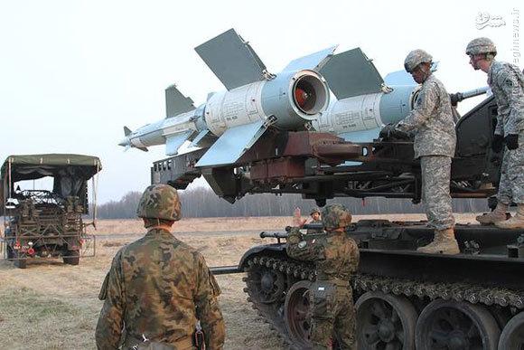 سپر دفاع موشکی ناتو در اروپا