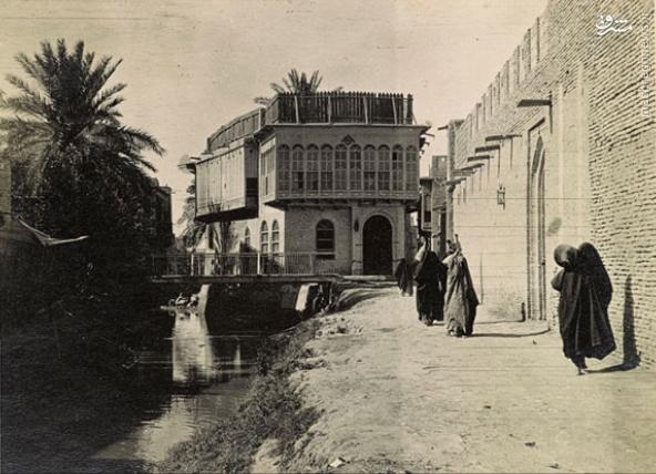 عکس/ خرمشهر در 100 سال پیش