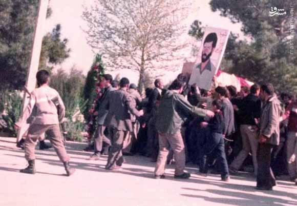 تصاویر/ تشییع اولین فرمانده لشکر سپاه پاسداران