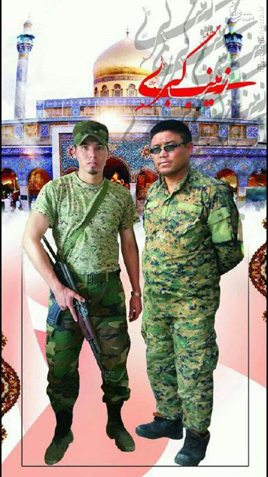 تروریستها جرأت جنگ رور در رو با «فاطمیون» را ندارند