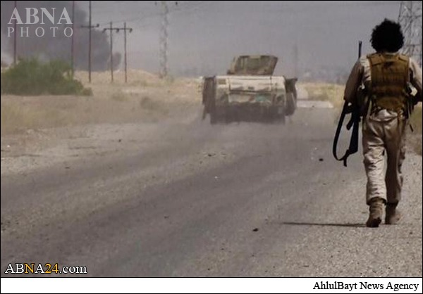 حمله انتحاری داعش به پالایشگاه بیجی+تصاویر