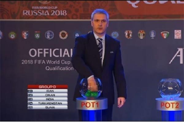 رقبای ایران در مقدماتی جام جهانی 2018 مشخص شدند