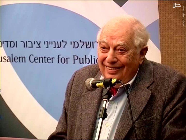 برنارد لوئیس؛ از نظریه «برخورد تمدنها» تا طراحی نقشه «تجزیه خاورمیانه» + تصاویر و فیلم