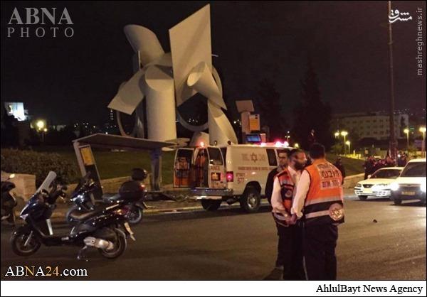 عملیات ضد صهیونیستی یک جوان فلسطینی در قدس +تصاویر