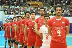 برنامه کامل مسابقات ایران در لیگ جهانی والیبال