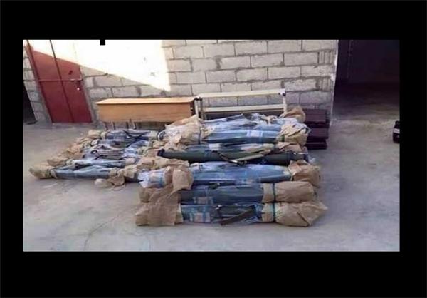 سلاح?های سعودی در دست انصارالله+ عکس