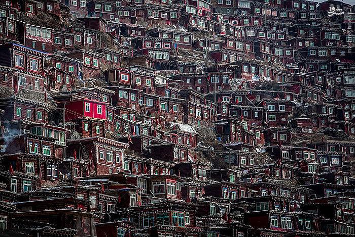 بزرگترین شهر بوداییان