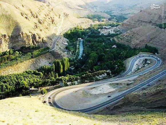 جادههای خطرناک ایران را بشناسیم