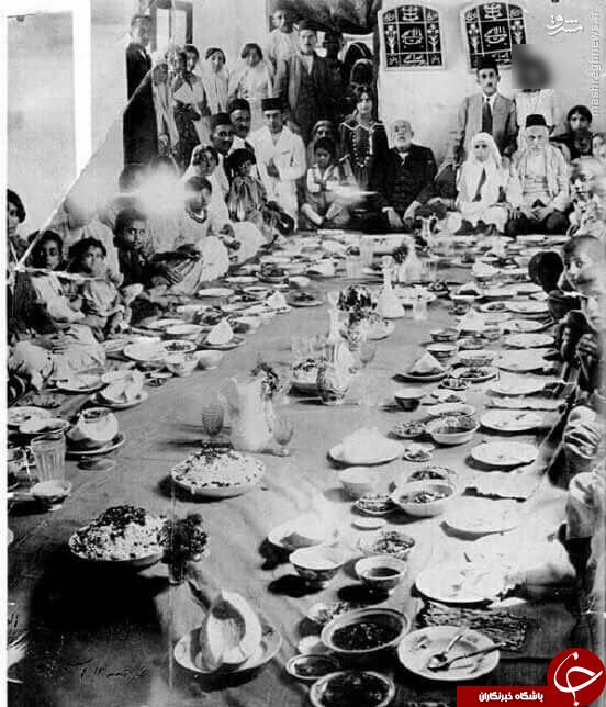 عکس/ شب یلدا 60 سال قبل