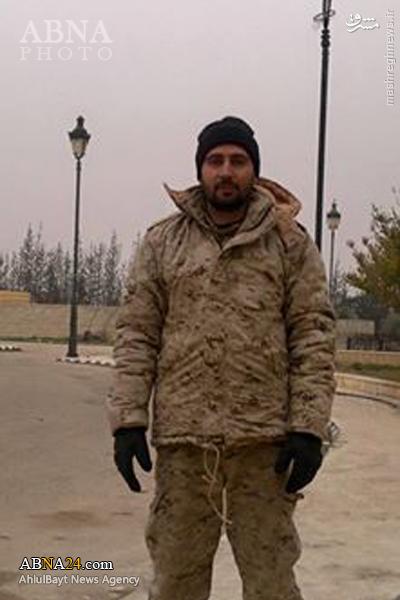 شهادت «خلیل» حزب الله در شمال سوریه+عکس