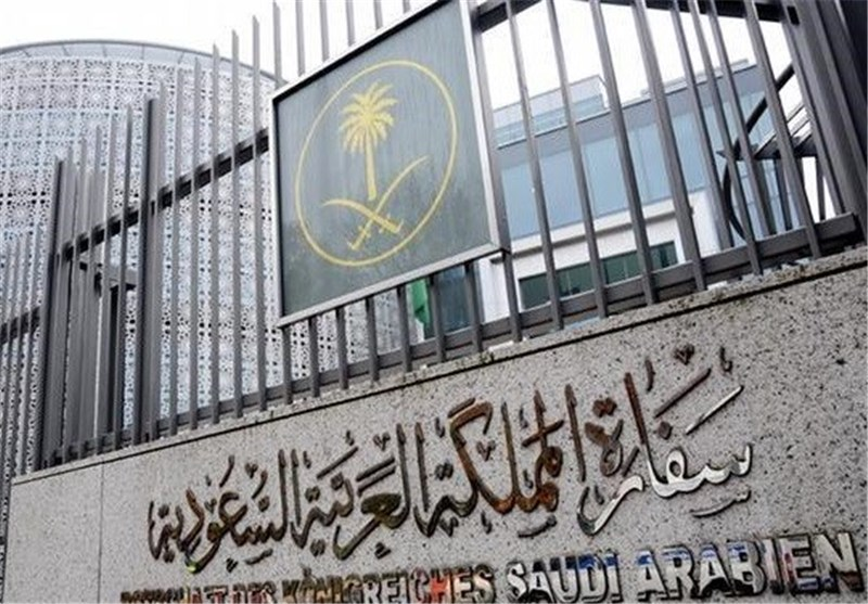 دیشب در سفارت عربستان در تهران چه گذشت + عکس و فیلم
